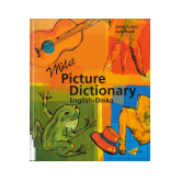 Forsidebilde Milet picture dictionary : English - Dinka