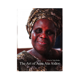 Forsidebilde The art of Ama Ata Aidoo